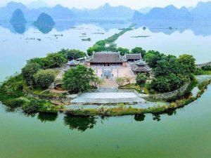 Chùa Tam Chúc Hà Nam – Khám phá ngôi chùa lớn nhất Việt Nam -